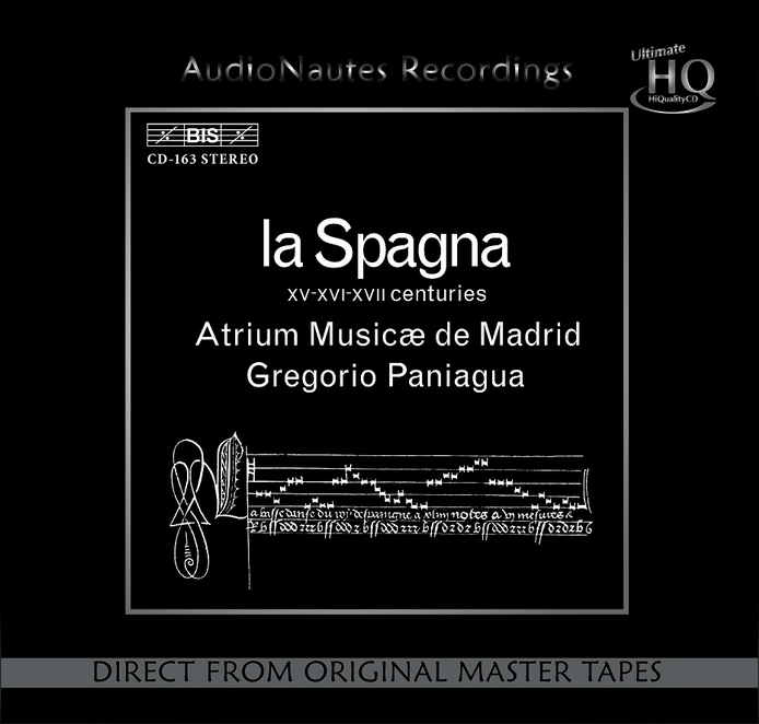 la Spagna Ultra High Quality CD