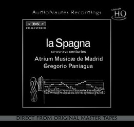 la Spagna - Ultimate Hi Quality CD
